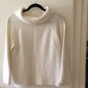 Rafaela Angora Rabbit Hair Lambs Wool Sweater
